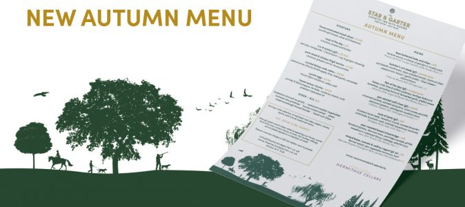 New Autumn Menu